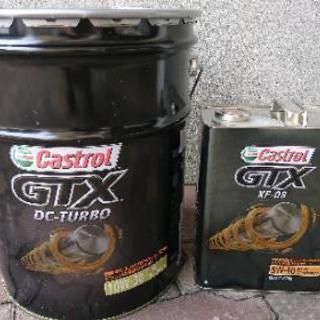 Castrol GTX DC-TURBO 10W-30 20L缶...