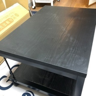 テレビ台(黒)
