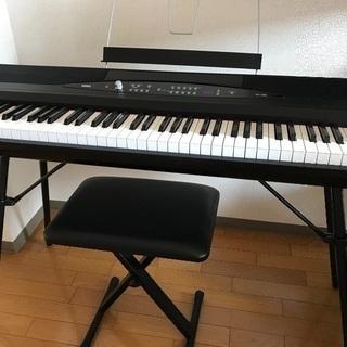 【お取引中】SP280 / KORG  コルグ 電子ピアノ【ヘッ...