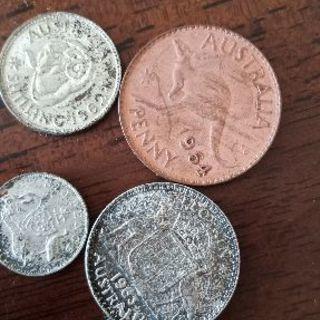 オーストラリアコイン