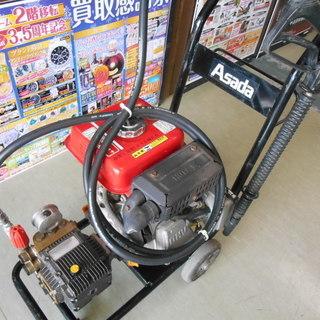 【J-1437】 ASADA 高圧洗浄機 12/80G