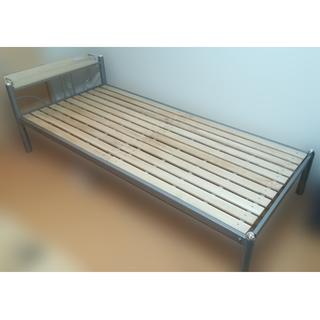 ☆パイプベッド/シングルベッド/すのこタイプ 札幌♪