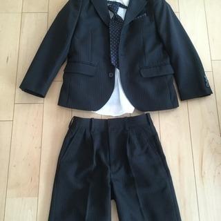 交渉中!子供服男の子用スーツ120cm