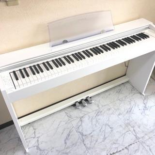 ♫ 中古電子ピアノ CASIO プリヴィア PX-770WE 20...