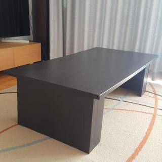 コーヒーテーブル/ローテーブル ウォールナット