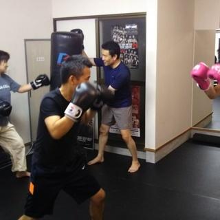 ダイエットキックボクシング1ヶ月間無料体験キャンペーン実施中