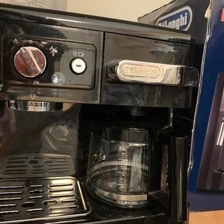コーヒーメーカー デロンギ エスプレッソ ドリップ フォームミルク