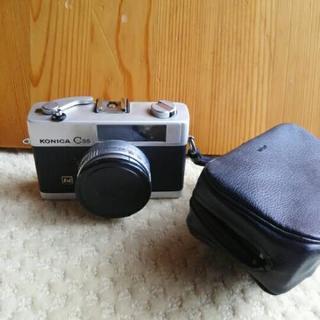 ○古いカメラ KONICA