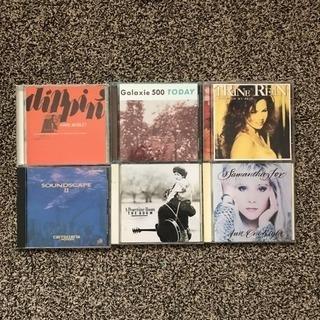 CDいろいろ