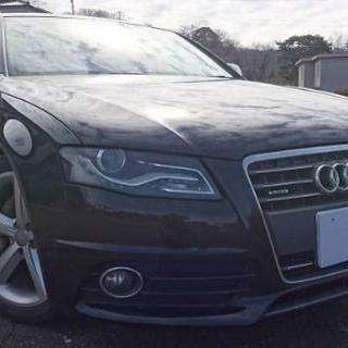 H24年式 A4アバント 2.0 TFSI クワトロ S-line...