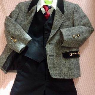 男の子 子供用 スーツ セット フォーマル