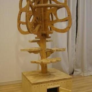 キャット タワー (ツリー ) ハンドメイド