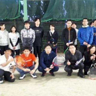 11/30(土)垂水で初心者練習テニス