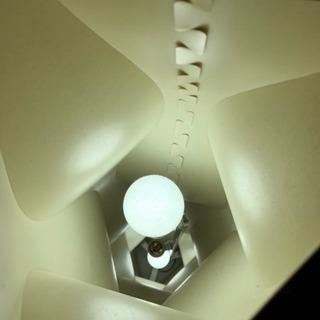 間接照明 LED電球2個付き