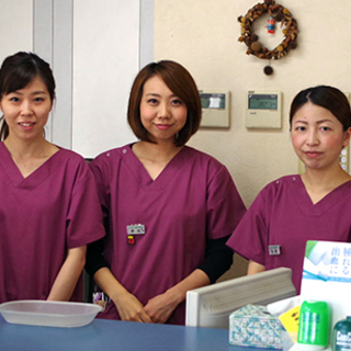 歯科衛生士/正職員 募集! 未経験者・ブランク歓迎!
