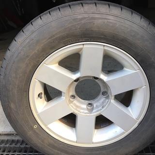 235/65R16 夏タイヤ 4本セット