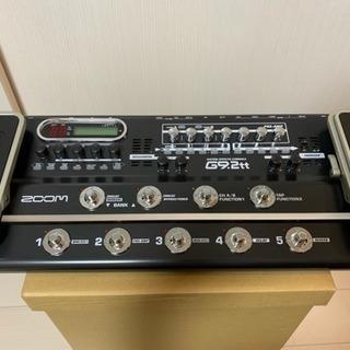 ★Zoom ギター用マルチエフェクター 「G9.2tt」