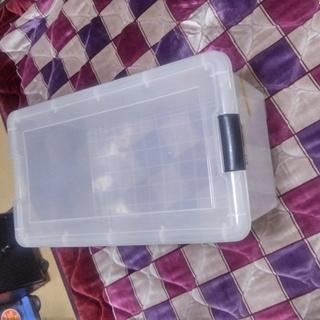 首脳BOX収納ケース差し上げます