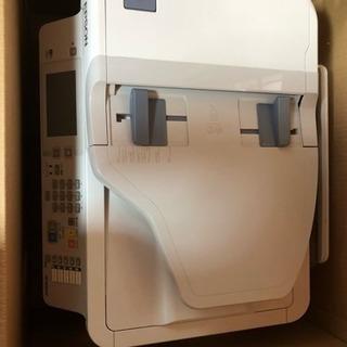 FAX付きA3対応カラー複合機0円