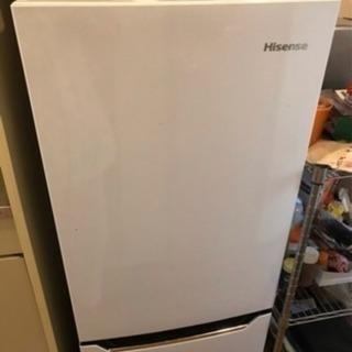 冷蔵庫(冷凍庫付き、綺麗)