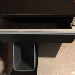 ニトリ 分別ペールカウンター ゴミ箱