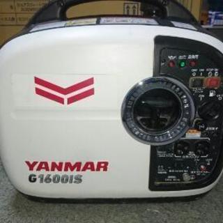 ヤンマー 発動機 G1600is