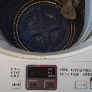 洗濯機無料で譲ります