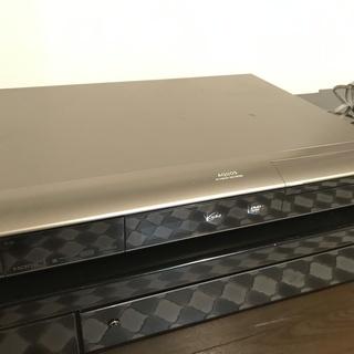 HDD-DVDレコーダー SHARPアクオス(AQUOS)
