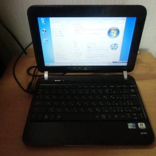 HPmini110 HP mini 110 ノートパソコン