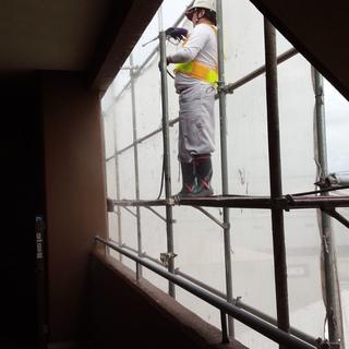 住宅・マンションの建築塗装をする塗装工の仕事 - その他