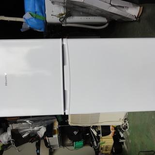 南116 ハイセンス 冷蔵庫 2ドア 106L HR-B106JW