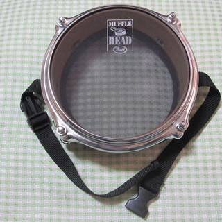 Pearl パール TPX-6 ドラムパッド(膝あてタイプ)