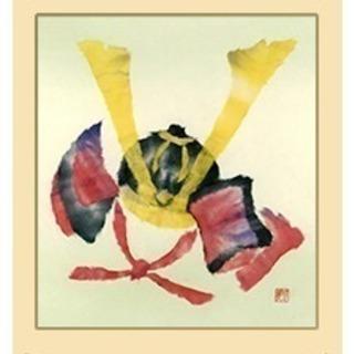 テレビ『プレ●ト』で紹介された和紙をちぎって作品を作る新しいアート...