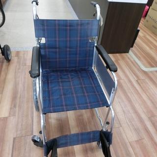 MIKI 車椅子 C43KDBSP(色あせあり)