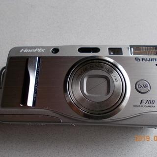 富士フイルムFine Pix F700