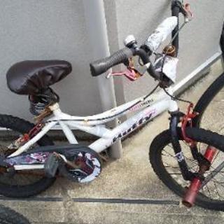子供用 自転車  ジャンク