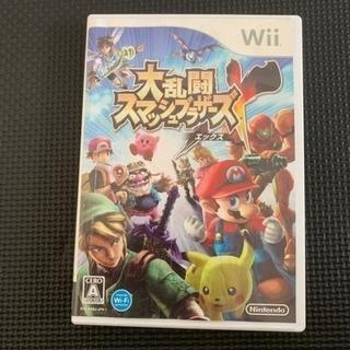 Wii ソフト 大乱闘スマッシュブラザーズX