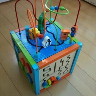 決まりました!知育玩具 イマジナリウム 木製デラックス