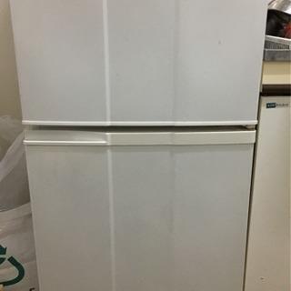 無料で差し上げます!ハイアール冷凍冷蔵庫