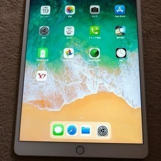 フィルム付き美品 iPad Pro64g (10.5インチ)WiF...