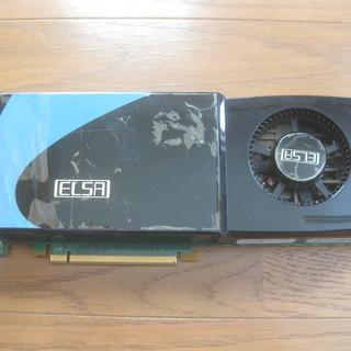 ELSA GTX275 896MB 448bit GDDR3 グ...