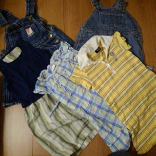 100サイズ半袖1枚50円