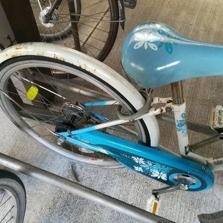 取引中 ブリジストン自転車 22インチ