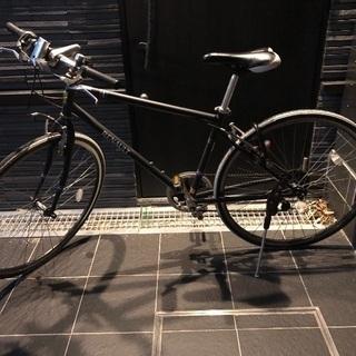 !受付終了!自転車 クロスバイク