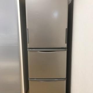 冷蔵庫  シャープ  350L