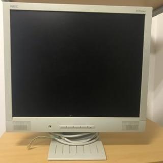 パソコン モニター 19v型
