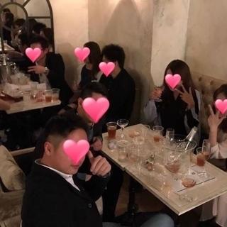 【現24名/男性急募/ドタ参加大歓迎】5/9(日)新宿友達…