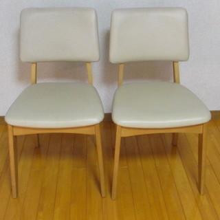 ☆ミキモク☆椅子 2脚セット☆