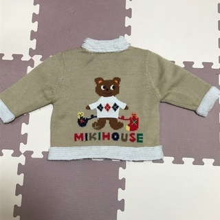 【used】80 MIKIHOUSE アウター