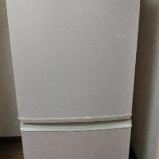 冷蔵庫 (SHARP SJ-14S)